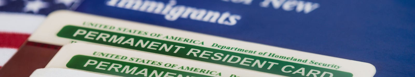 permanent resident card - green card