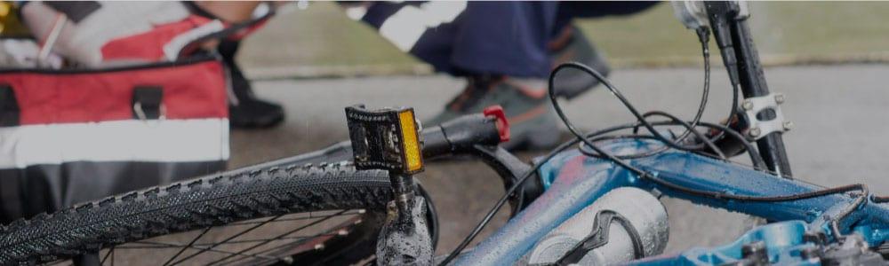 Bicycle accident in Phoenix